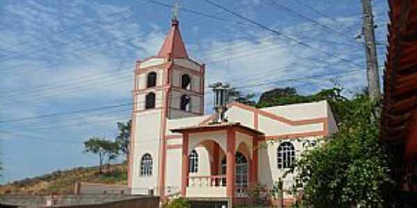 Apiacá-ES-Igreja de Santa Luzia-Foto:Sergio Falcetti