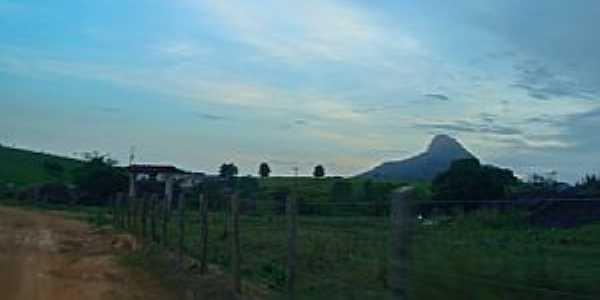 Araçatiba-ES-Vista do morro-Foto:Jorge Rodrigues