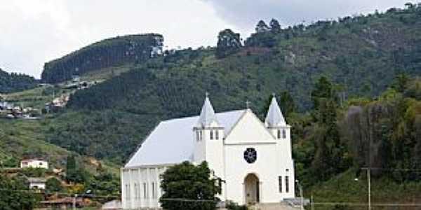 Aracê-ES-Igreja de N.Sra.de Fátima-Foto:Elpídio Justino de Andrade