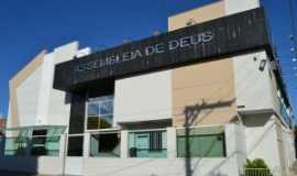 Aracruz - 1ª Igreja Evangélica Assembleia de Deus em Aracruz, Por José Paulo Loureiro da Silva