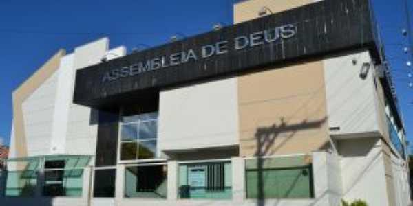 1ª Igreja Evangélica Assembleia de Deus em Aracruz, Por José Paulo Loureiro da Silva