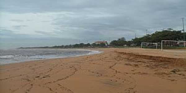 Aracruz-ES-Praia de Barra do Sahy-Foto:Sergio Falcetti