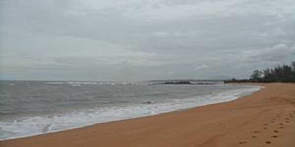 Aracruz-ES-Praia do Sauê-Foto:Sergio Falcetti