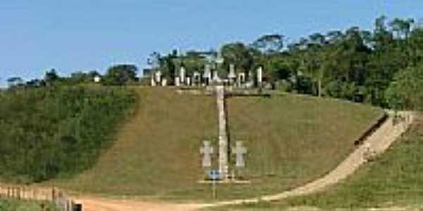 Vista do Santuário por Fabio Fioresi Paqueli