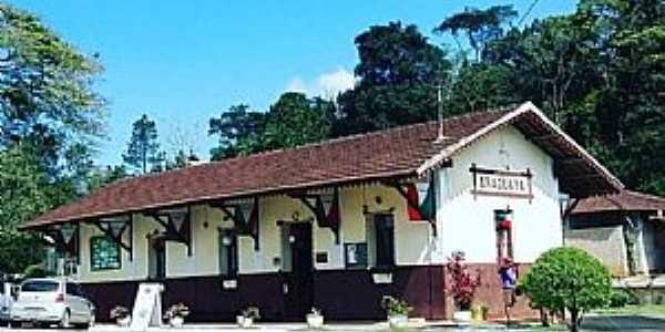 Imagens da localidade de Araguaia, Distrito de Marechal Floriano