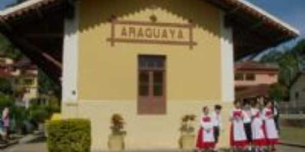 Araguaia-ES, Por Roberto Sarti