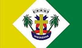 Taquarana - Bandeira da cidade de Taquarana-AL