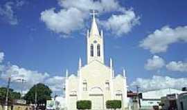 Taquarana - Igreja de Santa Cruz em Taquarana foto por tenorioh