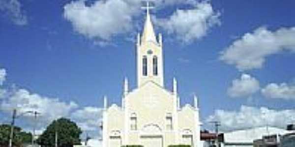 Igreja de Santa Cruz em Taquarana foto por tenorioh