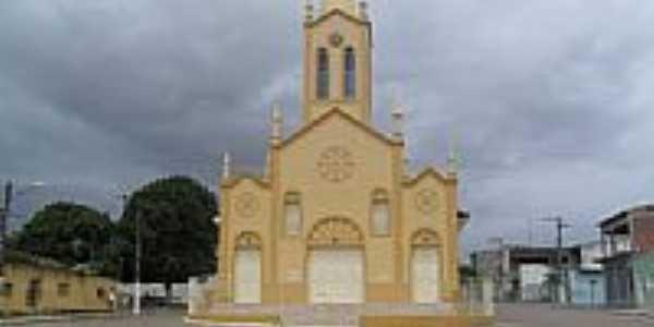 Igreja de Santa Cruz-Foto:Sergio Falcetti