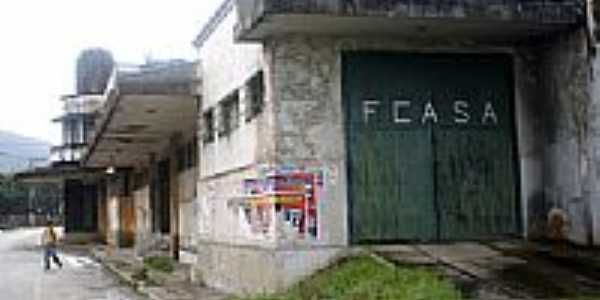 Antiga Estação E.F.Leopoldina-Foto:Elpídio Justino de A…
