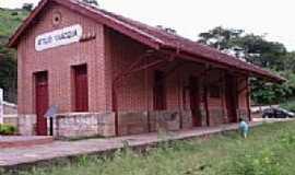 Atílio Vivácqua - Estação Ferroviária Foto:Fotos Marcos A. Farias