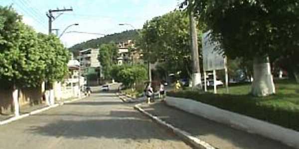 Atílio Vivácqua-ES-Rua da cidade-Foto: Sergio Falcetti