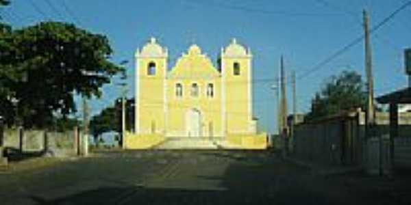 Igreja em Barra do Itapemirim-Foto:apgauafurtado