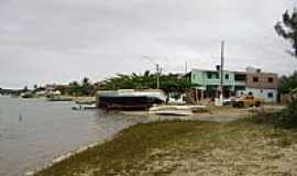 Barra Nova - Barra Nova-ES-Orla do Distrito-Foto:Gustavo Sturzenecker…