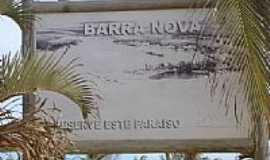 Barra Nova - Barra Nova-ES-Pórtico de Barra Nova-Foto:João Baptista Pimentel Neto