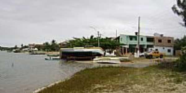 Barra Nova-ES-Orla do Distrito-Foto:Gustavo Sturzenecker…