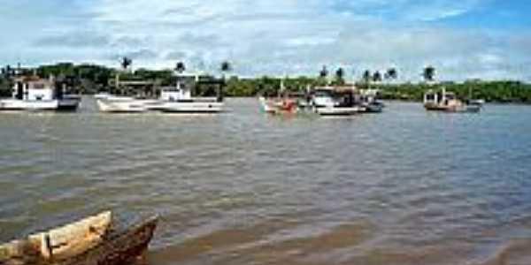 Barra Seca-ES-Ancoradouro da Ilha-Foto:folhavitoria.com.br