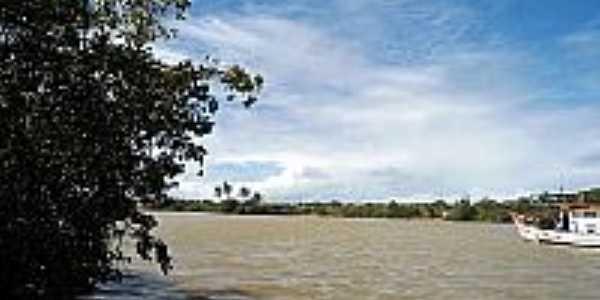 Barra Seca-ES-Chegando na Ilha-Foto:folhavitoria.com.br