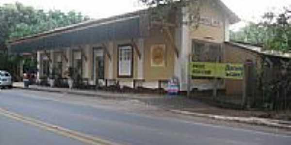 Antiga Estação Ferroviária-Foto:Fabio Arrebola