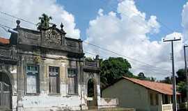 Tatuamunha - Tatuamunha-AL-Prédio histórico construído em 1925-Foto:Cinza