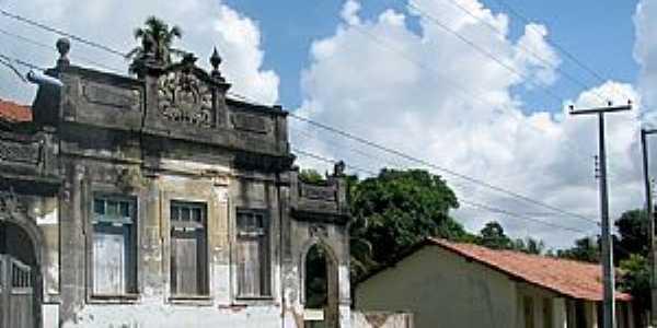 Tatuamunha-AL-Prédio histórico construído em 1925-Foto:Cinza