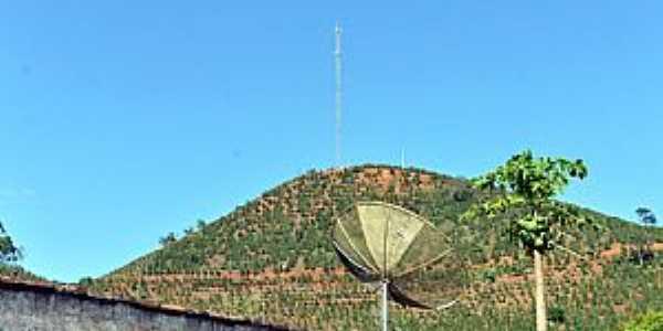 Bonsucesso-ES-O morro e o novo sistema de comunicação-Foto:www.es.gov.br
