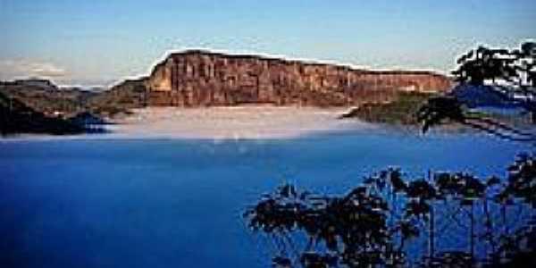 Brejetuba-ES-Vista da Pedra do Submarino-Foto:Heverton Zambão
