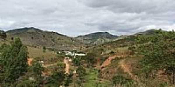 Cachoeirinha de Itaúna-ES-Vista da cidade e região-Foto:booneashmarcia