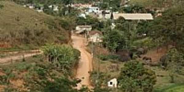 Cachoeirinha de Itaúna-ES-Vista da cidade-Foto:booneashmarcia