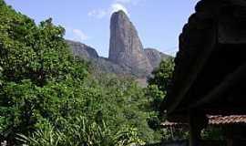 Cachoeiro de Itapemirim - Cachoeiro de Itapemirim-ES-Pico do Itabira-Foto:SILVANO A BONADIMAN