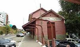 Cachoeiro de Itapemirim - Museu Ferrovi�rio em Cachoeiro de Itapemirim-ES-Foto:Ricardo Louzada