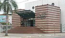 Cachoeiro de Itapemirim - Teatro Municipal Rubem Braga em Cachoeiro de Itapemirim-ES-Foto:Sergio Falcetti