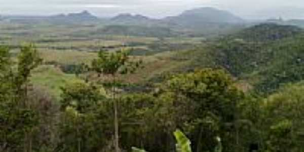 Vista panorâmica da região-Foto:Misael Silva