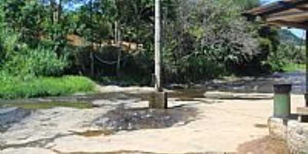 Cariacica-ES-Cachoeira de Maricará-Foto:Sergio Falcetti