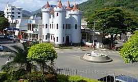 Castelo - Castelo-ES-Castelo sede da Biblioteca Pública Municipal-Foto:simnoticias.com.br