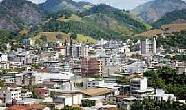 Castelo - Castelo-ES-Vista parcial da cidade-Foto:portalcidadeagora.