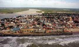 Conceição da Barra - Conceição da Barra-ES-Vista aérea da região-Foto:Thiago MTB
