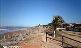 Conceição da Barra - Praia da Bugia em Conceição da Barra-Foto:Sergio Falcetti