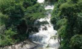Conceição do Castelo - cachoeira do estreito, Por Clemildes