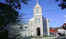 Conceição do Castelo - Igreja Católica em Conceição do Castelo-Foto:Paulo Filho