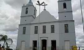Traipu - Igreja de N.Sra.do Ó em Traipu-Foto:Sergio Falcetti