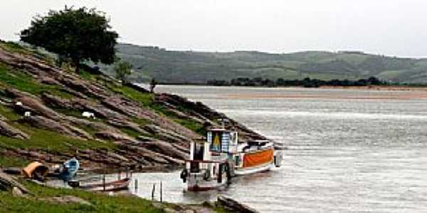 Traipu-AL-Orla do Rio São Francisco-Foto:Lula Castello Branco