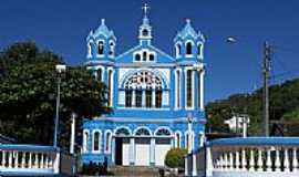 Conceição do Muqui - Igreja Católica em Conceição do Muqui-Foto:JSantanna