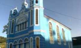 Conceição do Muqui - Vista diurna da Igreja Matriz, Por Elton Armindo Morais Polati
