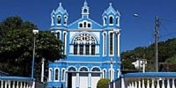 Igreja Católica em Conceição do Muqui-Foto:JSantanna