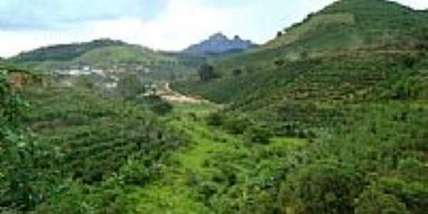 Vista da cidade de Conceição do Muqui-Foto:LucianeSC