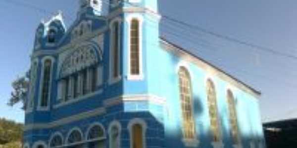 Vista diurna da Igreja Matriz, Por Elton Armindo Morais Polati