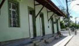 Conduru - A estação de Conduru-ES reconstruida em 15/11/2005-Foto:Marcos A. Farias