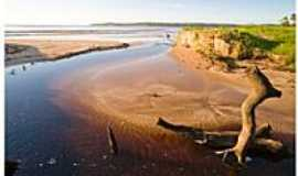 Coqueiral - Coqueiral-ES-Amanhecer na Praia do Coqueiral-Foto:gasperazzo